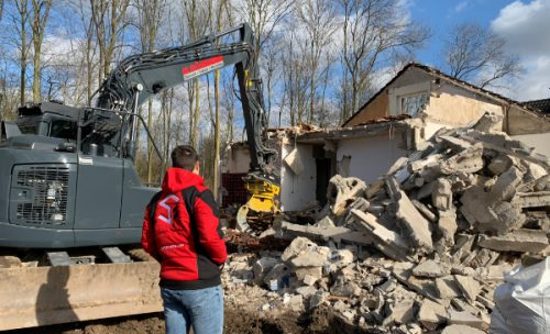 Abbruch und Neubau durch Splietker Bau