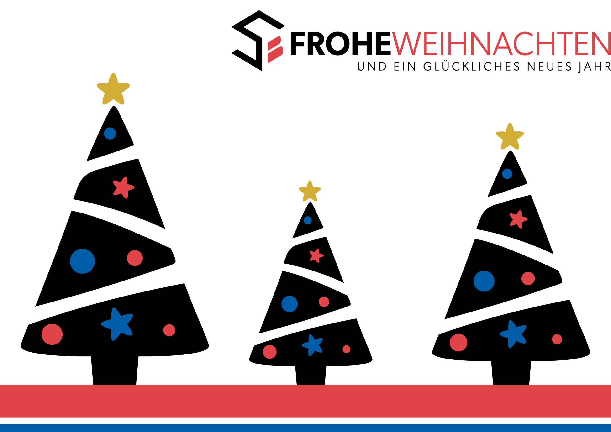 Splietker Bau wünscht Frohe Weihnachten